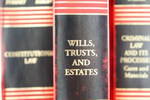 Wills, Trusts, and Estates Book